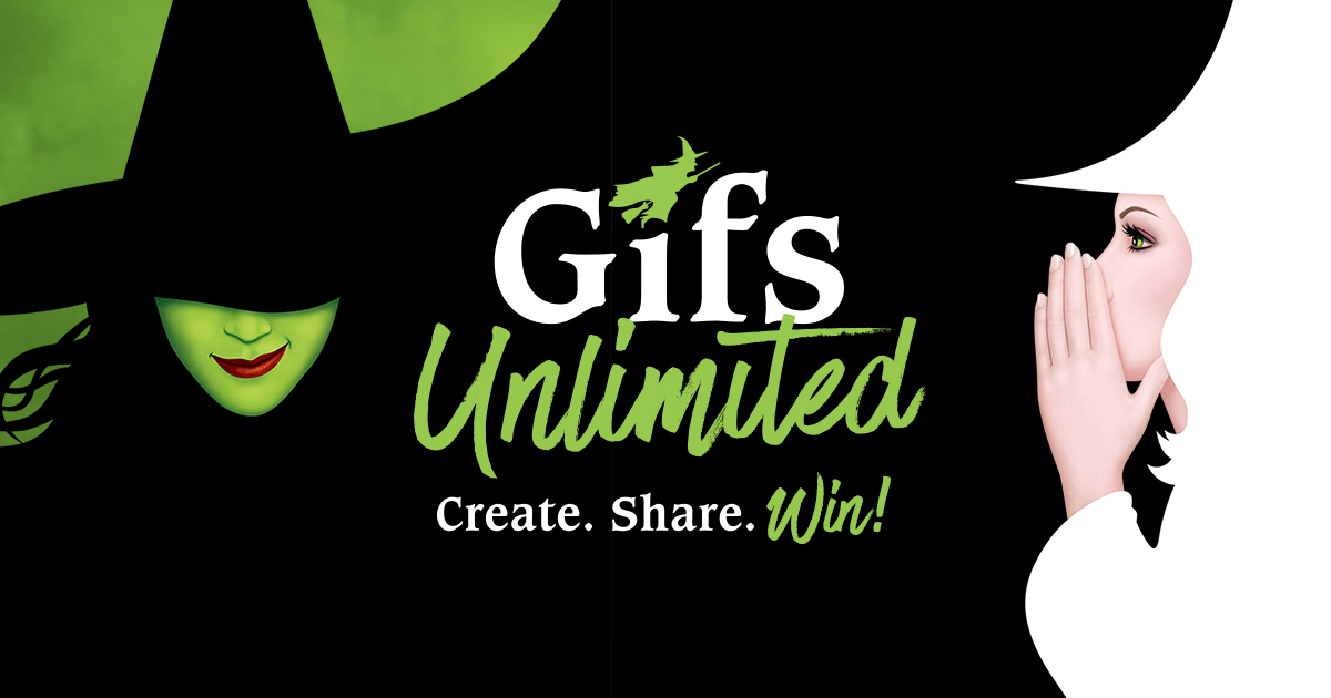 WICKED – Gifs Unlimited - WICKED The Musical 2018-02-10 17:45